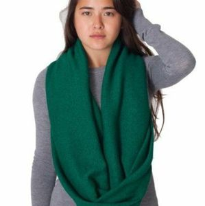 American apparel Blanket scarf 48Inches long